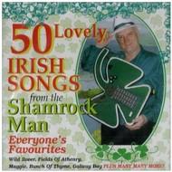 SHAMROCK MAN - 50 LOVELY IRISH SONGS (CD)...