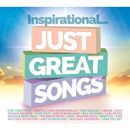 INSPIRATIONAL ...JUST GREAT SONGS (CD)...
