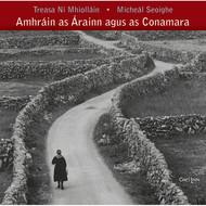 TREASA NÍ MHIOLLÁIN & MICHEÁL SEOIGHE - AMHRÁIN AS ÁRAINN AGUS AS CONAMARA (CD)...