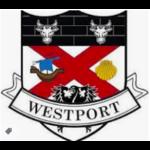 WESTPORT - COUNTY MAYO STICKER