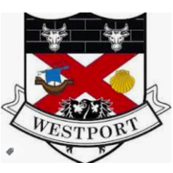 WESTPORT - COUNTY MAYO STICKER