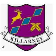 KILLARNEY - CO KERRY STICKER