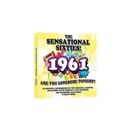 THE SENSATIONAL SIXTIES 1961 ARE YOU LONESOME TONIGHT - VARIOUS ARTISTS (CD)...