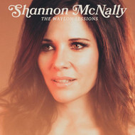 SHANNON MCNALLY - THE WAYLON SESSIONS (CD).