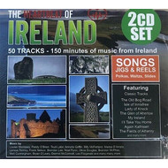 THE HEARTBEAT OF IRELAND - VARIOUS ARTISTS (CD).