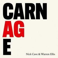 NICK CAVE & WARREN ELLIS - CARNAGE (CD).