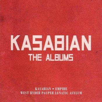 KASABIAN - THE ALBUMS (CD)