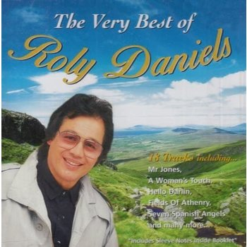 ROLY DANIELS - THE VERY BEST OF ROLY DANIELS (CD)