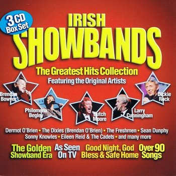 IRISH SHOWBANDS - THE GREATEST HITS COLLECTION (CD)