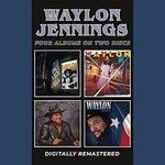 WAYLON JENNINGS - IT'S ONLY ROCK & ROLL / NEVER COULD TOE THE MARK / TURN THE PAGE / SWEET MOTHER TEXAS (CD).