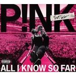 P!NK - ALL I KNOW SO FAR: SETLIST (CD).