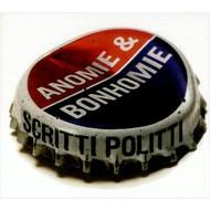 SCRITTI POLITTI - ANOMIE & BONHOMIE (CD).