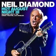NEIL DIAMOND - HOT AUGUST NIGHT III (Vinyl LP).