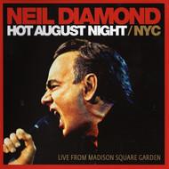 NEIL DIAMOND - HOT AUGUST NIGHT NYC (CD).