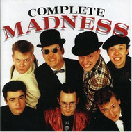 MADNESS - COMPLETE MADNESS (CD).  )