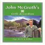 JOHN MCGRATH'S - CEILI ACCORDION (CD)...