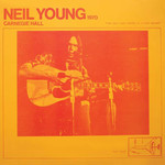 NEIL YOUNG - CARNEGIE HALL 1970 (CD).