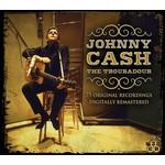 JOHNNY CASH - THE TROUBADOUR (CD)...