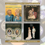 PORTER WAGONER AND DOLLY PARTON - WE FOUND IT / PORTER 'N' DOLLY / SAY FOREVER YOU'LL BE MINE / PORTER & DOLLY (CD).