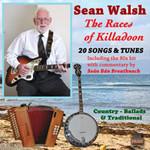 SEAN WALSH - THE RACES OF KILLADOON (CD)...