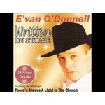EVAN O'DONNELL - WRITTEN IN STONE (CD).. )