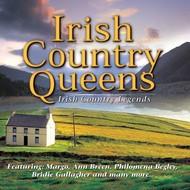 IRISH COUNTRY QUEENS - VARIOUS IRISH ARTISTS (CD).. )