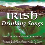 IRISH DRINKING SONGS - VARIOUS IRISH ARTISTS