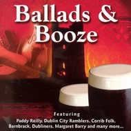 BALLADS AND BOOZE - VARIOUS IRISH ARTISTS