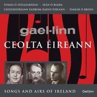CEOLTA ÉIREANN - SONGS AND AIRS OF IRELAND (CD)