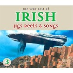 STOCKTON'S WING - THE VERY BEST OF IRISH JIGS, REELS, AND SONGS, 3 CD SET (CD)...