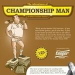 LIAM HORAN - THE ADVENTURES OF CHAMPIONSHIP MAN (CD).