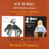 JOE BURKE AND CHARLIE LENNON - TRADITIONAL MUSIC OF IRELAND /THE BUCKS OF ORANMORE (CD)...