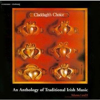 CLADDAGH'S CHOICE, AN ANTHOLOGY OF TRADITIONAL IRISH MUSIC (2 CD SET)