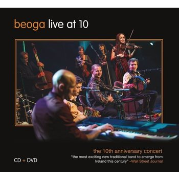 BEOGA - LIVE AT 10