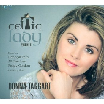 DONNA TAGGART - CELTIC LADY VOLUME 2 (CD)