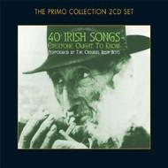 4ORIGINAL IRISH BOYS -  IRISH SONGS EVERYONE OUGHT TO KNOW