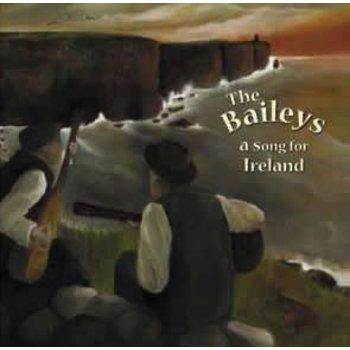 THE BAILEYS - A SONG FOR IRELAND (CD)