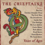 THE CHIEFTAINS - VOICE OF AGES (CD)