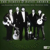 Delta,  THE FUREYS AND DAVEY ARTHUR - ALCOHOLIDAYS (CD)...