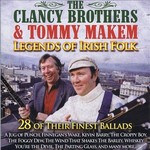 THE CLANCY BROTHERS AND TOMMY MAKEM  LEGENDS OF IRISH FOLK