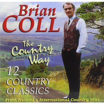 BRIAN COLL - THE COUNTRY WAY (CD)