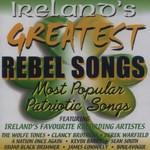 IRELAND'S GREATEST REBEL SONGS - VARIOUS ARTISTS (CD)...