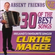 CURTIS MAGEE - ABSENT FRIENDS: 30 OF THE BEST SONGS