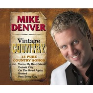 MIKE DENVER - VINTAGE COUNTRY