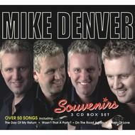 MIKE DENVER -  SOUVENIRS - 3 CD BOX SET