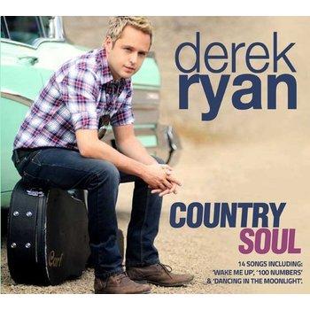 Sharpe Music,  DEREK RYAN - COUNTRY SOUL
