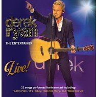 DEREK RYAN - THE ENTERTAINER LIVE (CD)...