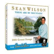 SEAN WILSON - THESE ARE MY MOUNTAINS (CD).