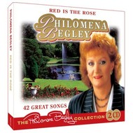 PHILOMENA BEGLEY - RED IS THE ROSE (2 CD Set)...