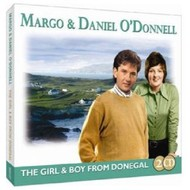 MARGO AND DANIEL O DONNELL - THE GIRL AND BOY FROM DONEGAL (CD)...